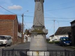 Photo paysage et monuments, Nizy-le-Comte - Monument aux morts