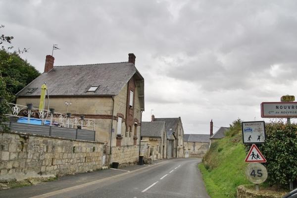 Photo Nouvron-Vingré - le village