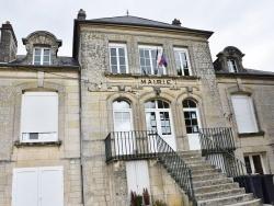 Photo paysage et monuments, Nouvron-Vingré - la mairie