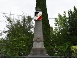 Photo paysage et monuments, Nouvron-Vingré - le monument aux morts