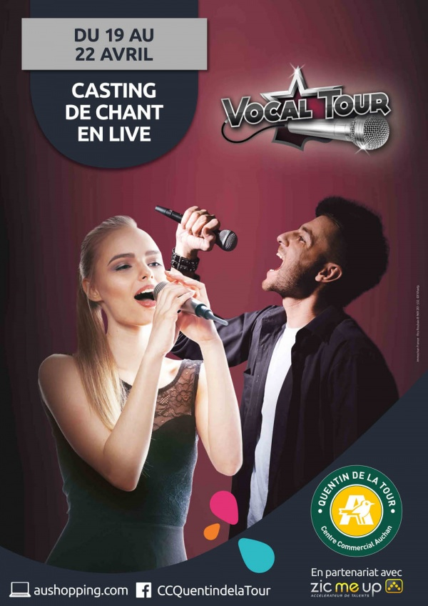 Vocal tour 2017