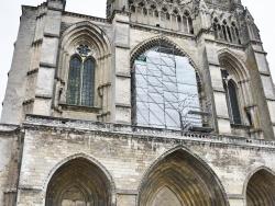 Photo paysage et monuments, Soissons - cathédrale saint gervais saint protais