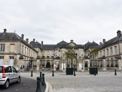 Photo paysage et monuments, Soissons - la mairie