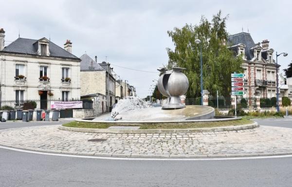 Photo Soissons - le Vase de Soissons
