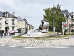 Photo paysage et monuments, Soissons - le Vase de Soissons