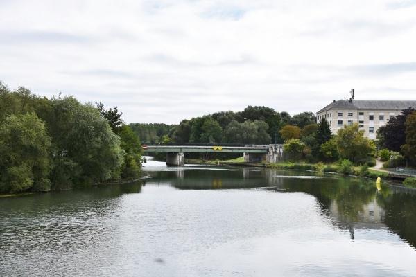 Rivière L'aisne