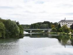 Photo paysage et monuments, Soissons - Rivière L'aisne