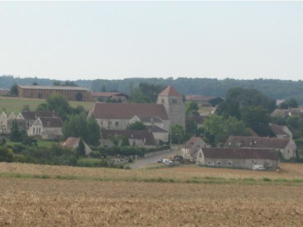Le village de Vendières
