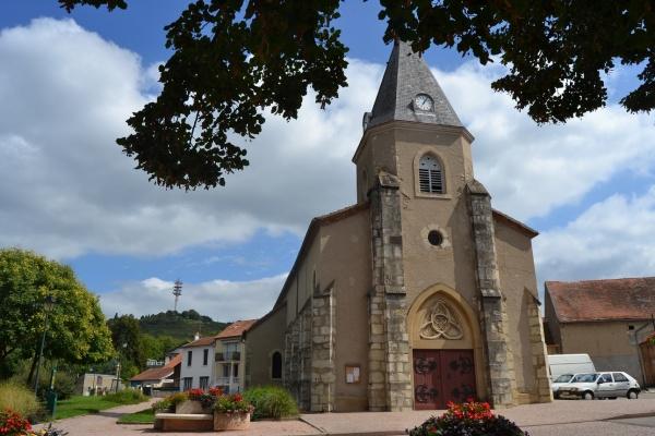 église St Hilaire
