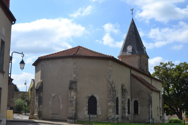 Photo Abrest - église St Hilaire