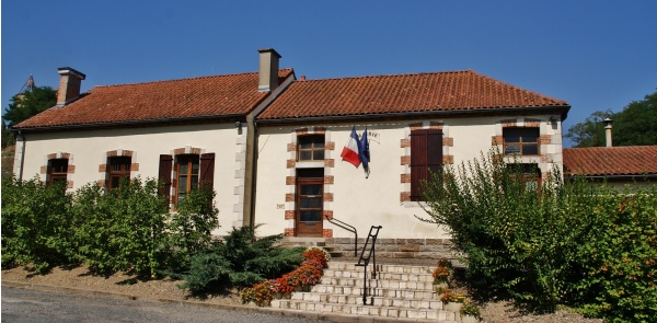 Photo Brugheas - La Mairie
