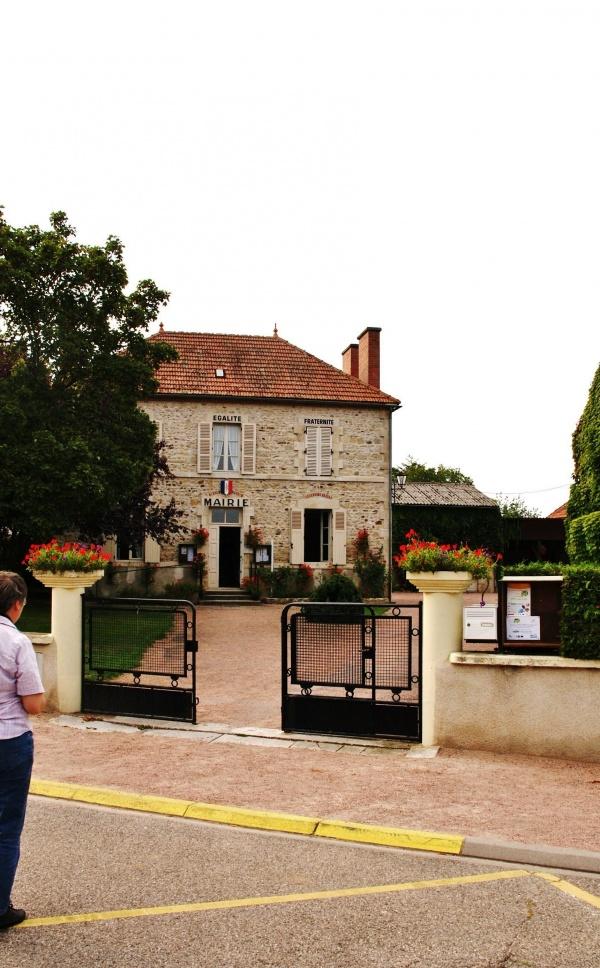 Photo Jenzat - La Mairie