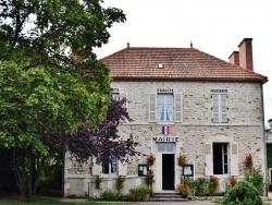 Photo paysage et monuments, Jenzat - La Mairie