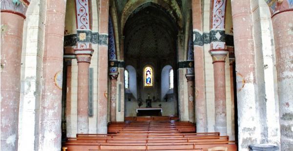 Photo Jenzat - église St Martin