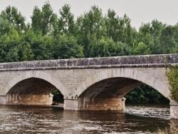 Photo paysage et monuments, Jenzat - Pont sur la Sioule