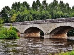 Photo paysage et monuments, Jenzat - Rivière