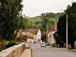 Photo paysage et monuments, Jenzat - La Commune