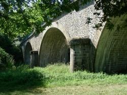 Photo paysage et monuments, Mazirat - Pont du Gué de Sellat