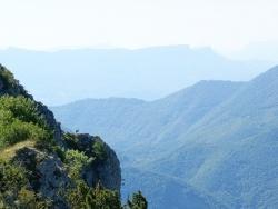 Photo paysage et monuments, Le Castellard-Melan - Chamois à la Grande Aiguille sur la montagne de Mélan