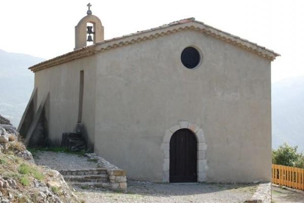 La chapelle Saint Jean-Baptiste de Château-Arnoux/Saint-Auban