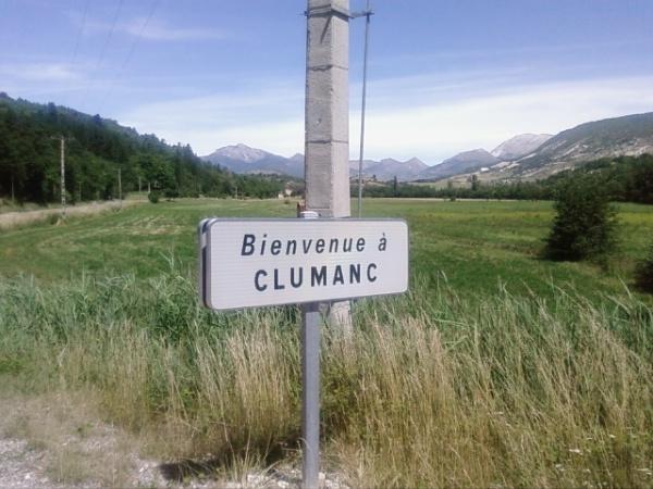 Photo Clumanc - Bienvenue !!
