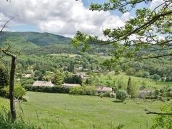 Photo paysage et monuments, Dauphin - le village