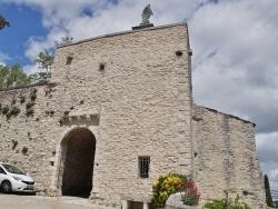 Photo paysage et monuments, Dauphin - église saint Martin