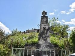 Photo paysage et monuments, Dauphin - le monument aux morts