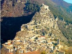 Photo paysage et monuments, Entrevaux - La cité médiévale d'Entrevaux (04)