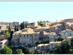 Photo paysage et monuments, Lurs - Le village de Lurs.