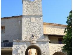 Photo paysage et monuments, Lurs - Porte d'entrée.