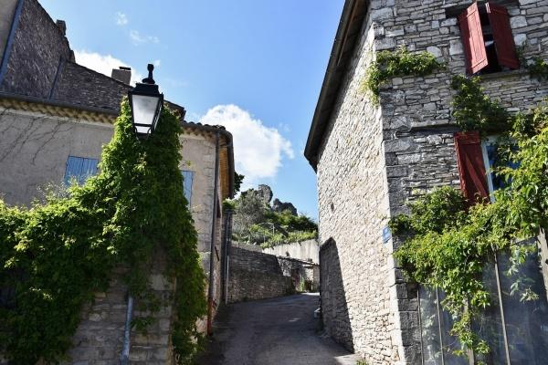 Photo Montfuron - le village