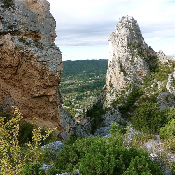 Photo Moustiers-Sainte-Marie - Moustier