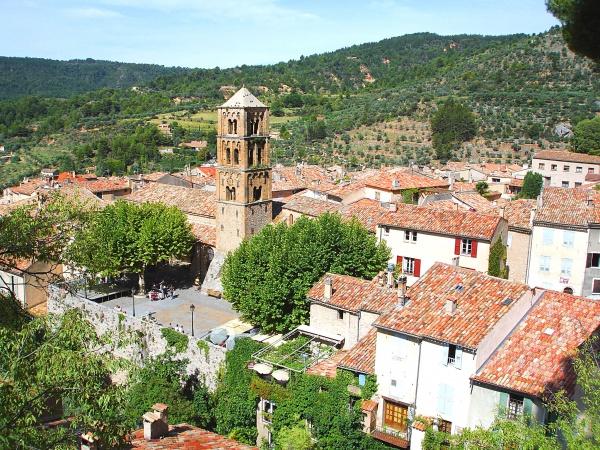 Photo Moustiers-Sainte-Marie - Le village