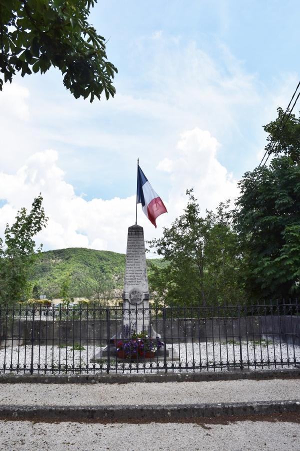Photo Aspremont - le Monument Aux Morts