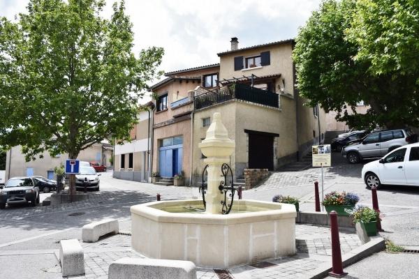 Photo Aspres-sur-Buëch - la Fontaine