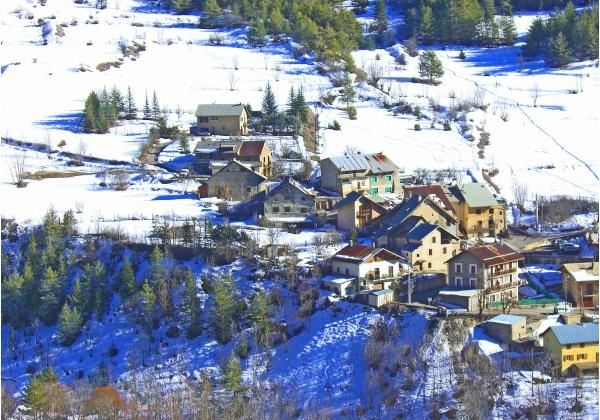 Photo Briançon - Village Briançonnais