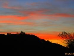 Photo paysage et monuments, Montgardin - Retour du Lac, un soir dans les Hautes Alpes ...