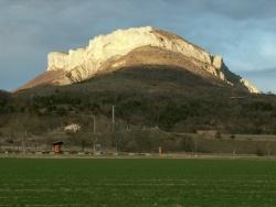 Photo paysage et monuments, Saint-Genis - MONTAGNE DE ST GENIS