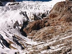 Photo paysage et monuments, Vallouise - Le glacier blanc