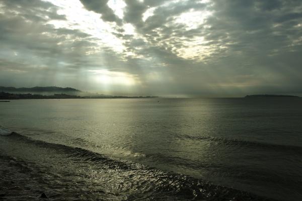 Photo Mandelieu-la-Napoule - L'orage sur la baie