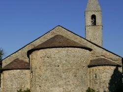 Photo paysage et monuments, Valdeblore - Eglise Ste Croix St Dalmas Valdeblore