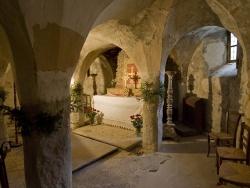 Photo paysage et monuments, Valdeblore - Eglise Ste Croix St Dalmas