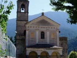 Photo paysage et monuments, Valdeblore - Eglise St Jacques à La Bolline Valdeblore