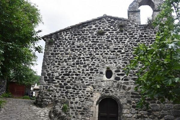 Photo Alba-la-Romaine - église Saint André
