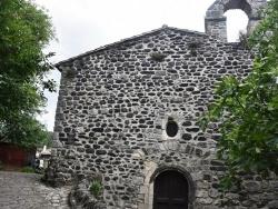 Photo paysage et monuments, Alba-la-Romaine - église Saint André