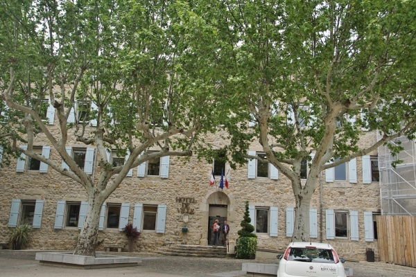 Photo Aubenas - la Mairie
