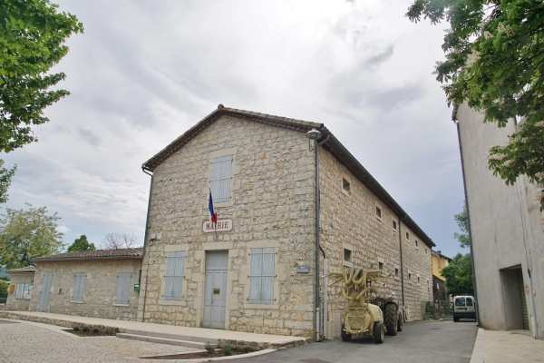 Photo Berrias-et-Casteljau - la Mairie