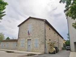 Photo paysage et monuments, Berrias-et-Casteljau - la Mairie
