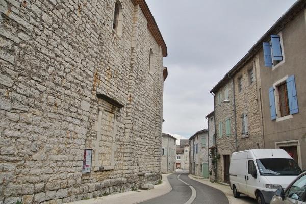 Photo Berrias-et-Casteljau - le village